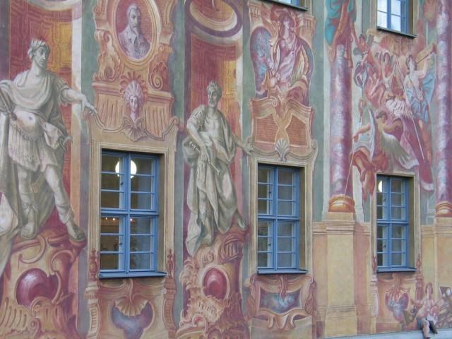Старая ратуша (Altes Rathaus) в Бамберге