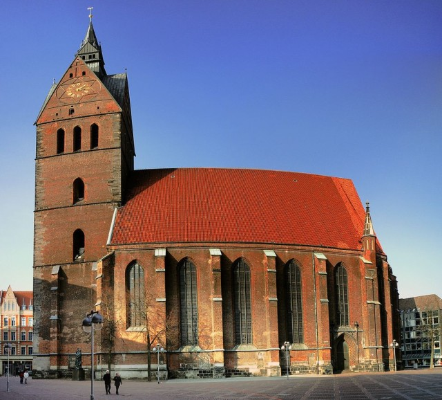 Ганновер (Hannover)