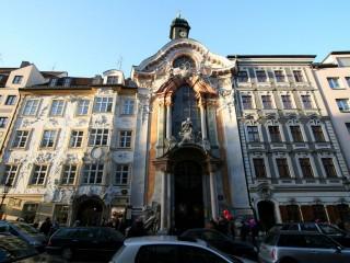 Церковь братьев Азам в Мюнхене