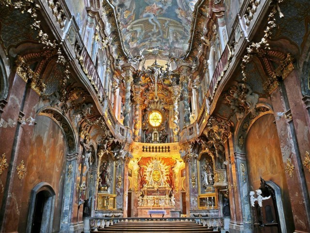 Азамкирхе (Asamkirche)