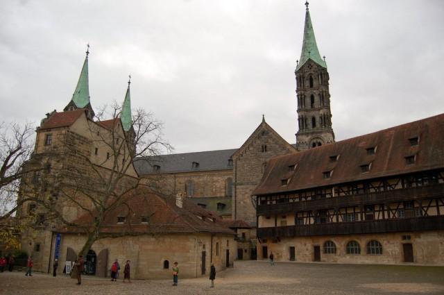 Бамбергский собор (Bamberger Dom)