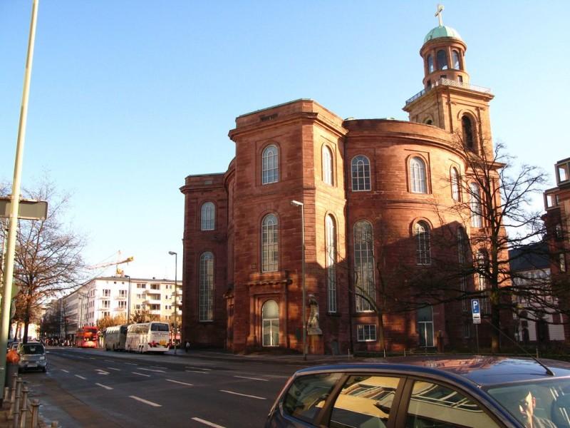 Церковь Паульскирхе (Paulskirche