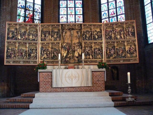 Рыночная церковь Св. Георга и Св. Якоба (Marktkirche St. Georgii et Jacobi)