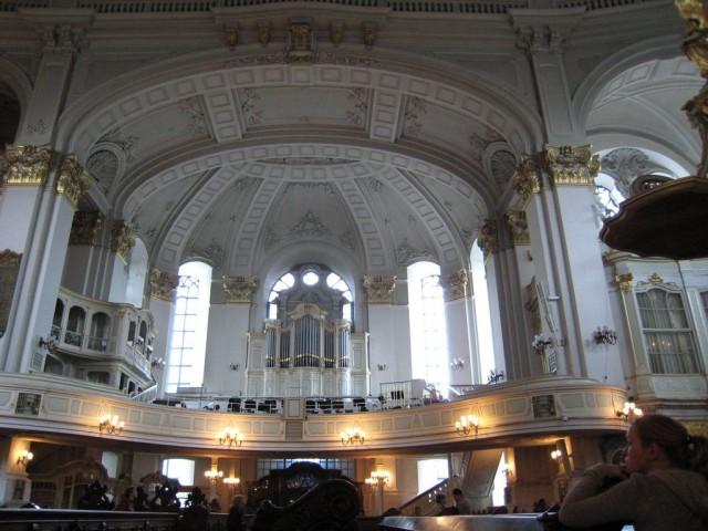 Церковь Святого Михаила (Hauptkirche Sankt Michaelis)