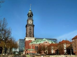 Церковь св. Михаила в Гамбурге