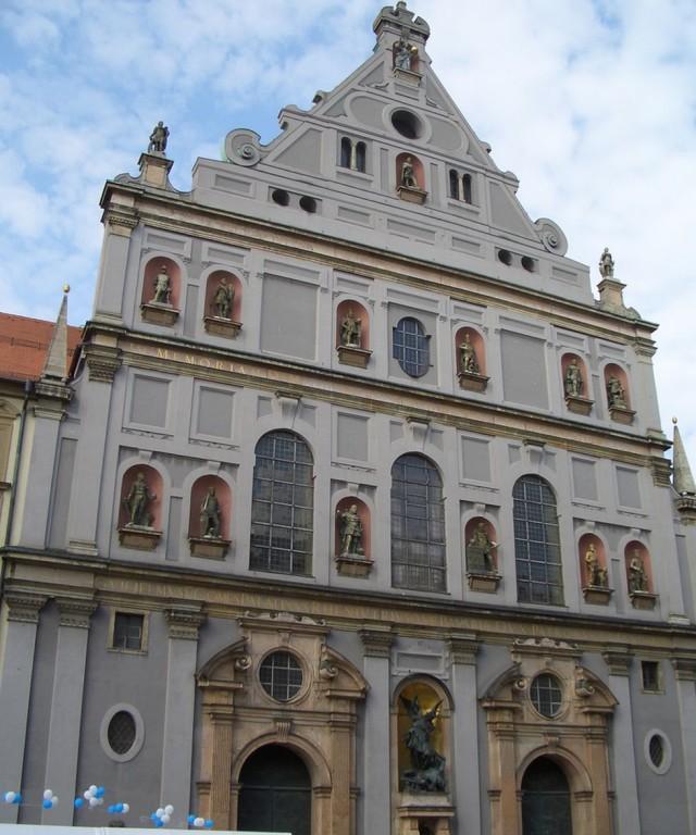 Церковь Святого Михаила (Michaelskirche)
