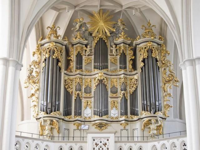 Церковь Св. Марии (Marienkirche)