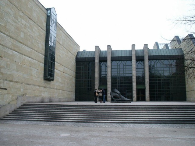 Новая Пинакотека (Neue Pinakothek)