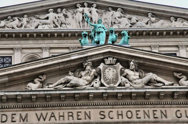 Старая Опера (Alte Oper)