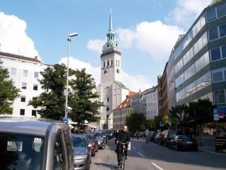 Церковь Святого Петра — старейшая церковь Мюнхена