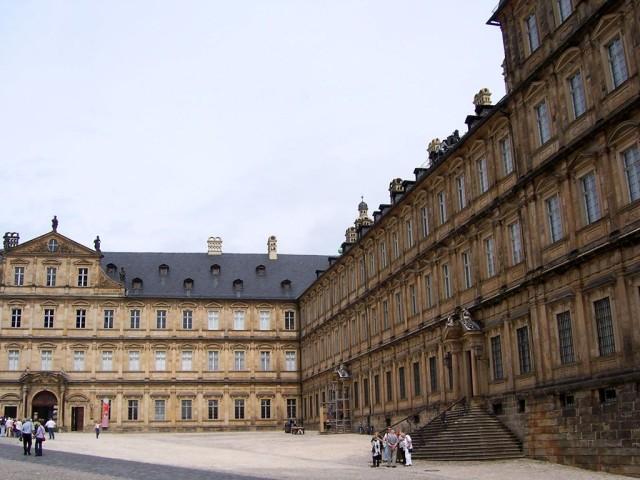 Новая резиденция (Neue Residenz)