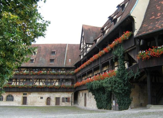 Старая резиденция (Alte Hofhaltung)