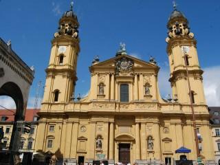 Церковь Св. Гаэтана в Мюнхене