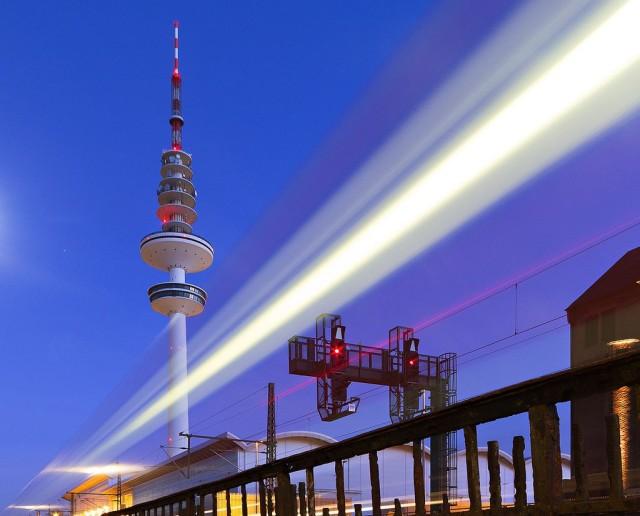 Телевизионная башня (Fernsehturm)