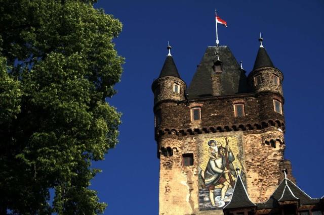 Имперский замок Кохэм (Reichsburg Cochem)