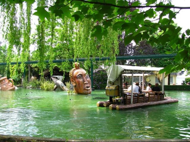 Парк развлечений Европа-парк (Europa Park)