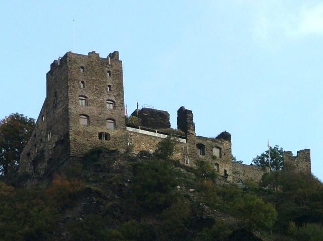 Замок Либенштайн (Burg Liebenstein)