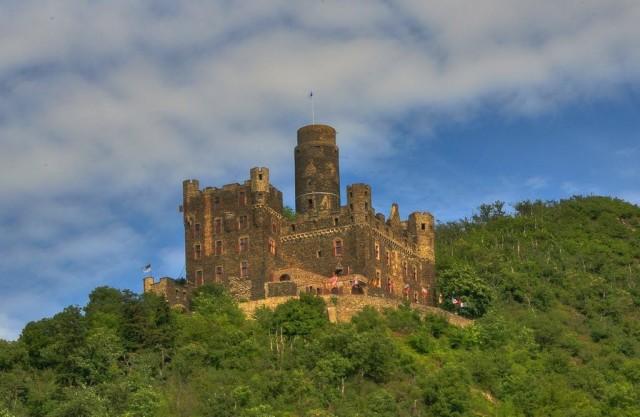 Замок Мышь (Burg Maus)
