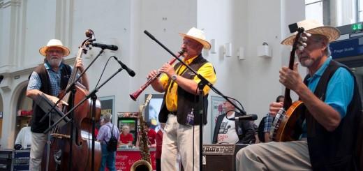 Международный фестиваль Диксиленда в Дрездене (International Dixieland Festival Dresden)