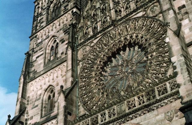 Церковь Святого Лаврентия (Lorenzkirche)