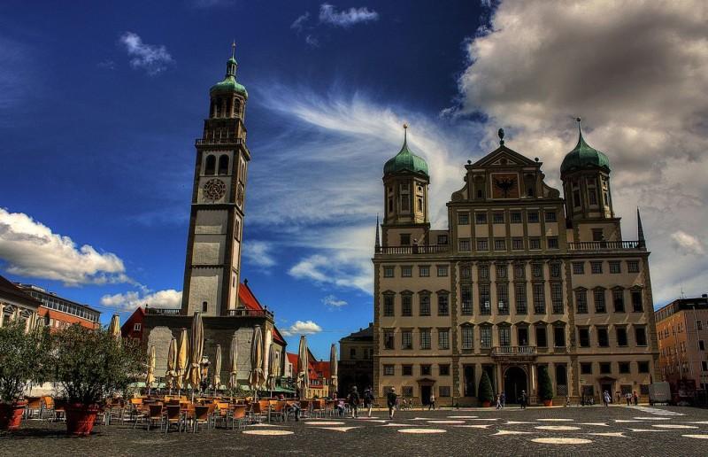 Аусбург (Augsburg) Германия