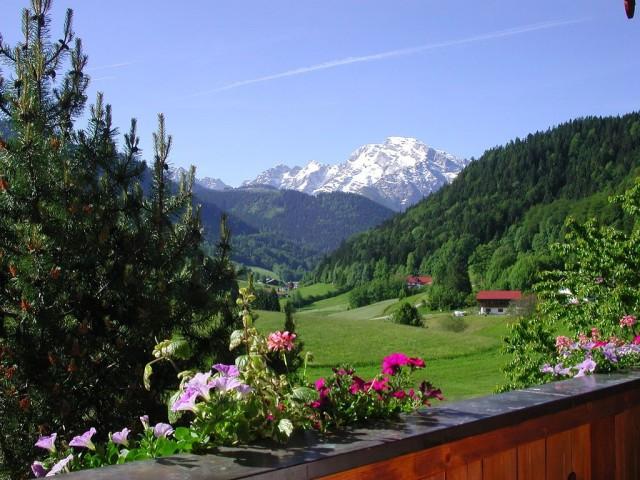 Берхтесгаден (Berchtesgaden) Германия