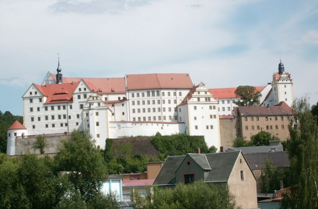 Замок Колдиц (Schloss Colditz)