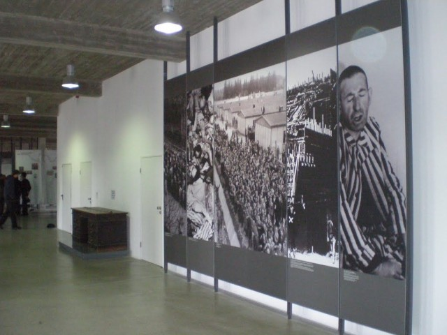 Музей-мемориал Дахау (KZ-Gedenkstätte Dachau)