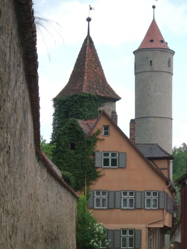 Динкельсбюль (Dinkelsbühl) Германия