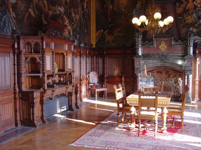 Замок Драхенбург (Schloss Drachenburg)