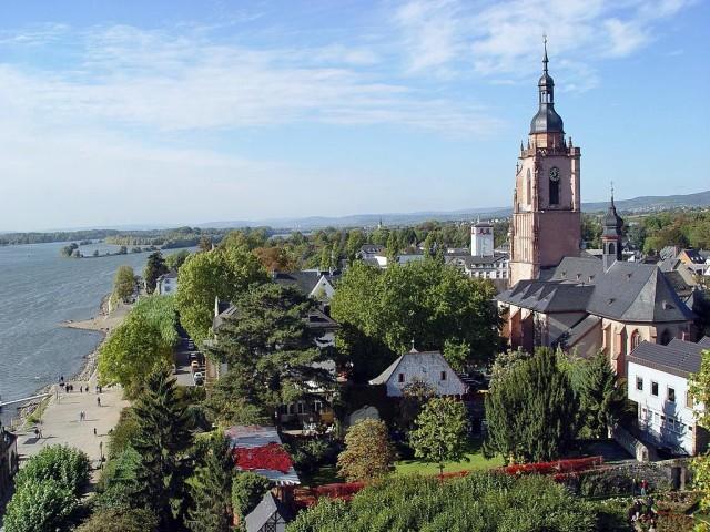 Эльтвилле-на-Рейне (Eltville am Rhein)