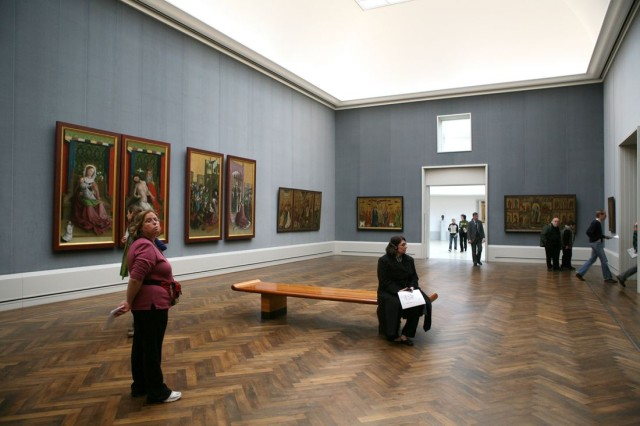 Берлинская картинная галерея (Berliner Gemäldegalerie)