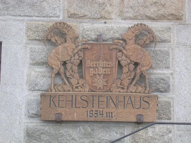 Кельштайнхаус (Kehlsteinhaus)
