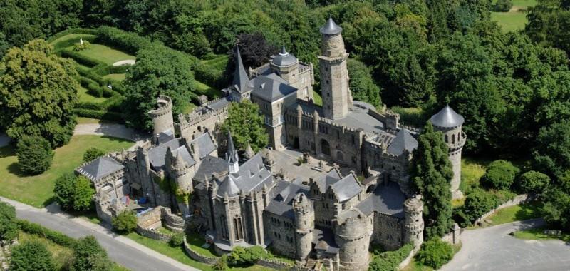 Замок Лёвенбург