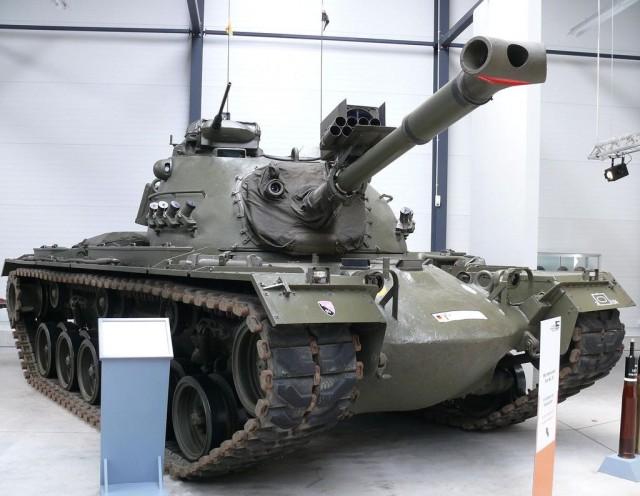M48 A2 C Patton vr