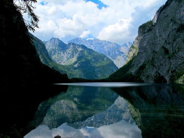 Озеро Оберзее (Obersee)