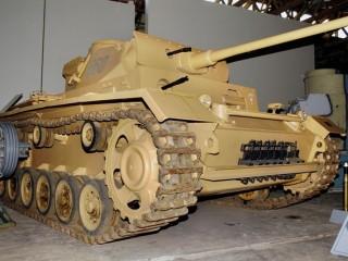 Музей танков. Мунстер