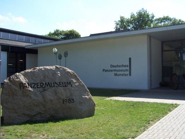 Немецкий танковый музей (Deutsches Panzermuseum)