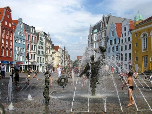 Росток (Rostock) Германия