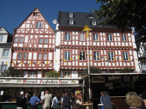 Боппард (Boppard) Германия