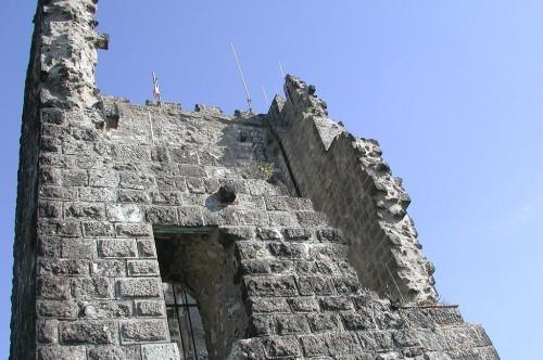 Развалины крепости Драхенфельс