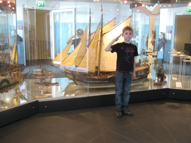 Музей судоходства и мореплавания (Schifffahrt-Museum)