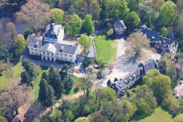 Замок Эллер (Schloss Eller)