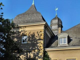 Замок Гарат в Дюссельдорфе