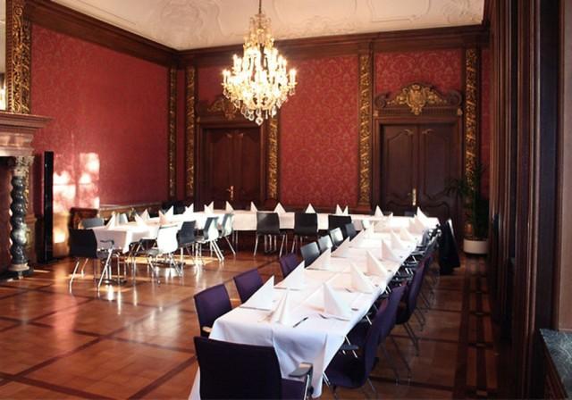 Замок Гарат (Schloss Garath)
