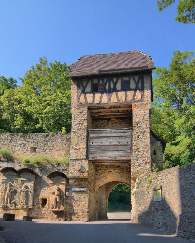 Крепость Хорнберг (Burg Hornberg)