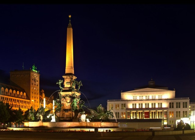 Лейпциг (Leipzig) Германия