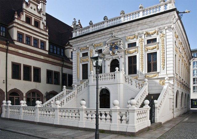 Старая биржа (Alte Börse)