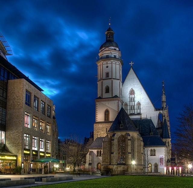 Церковь Святого Фомы, Томаскирхе (Thomaskirche)