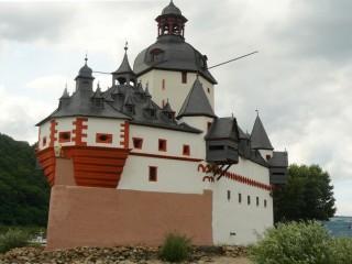 Крепость Пфальцграфенштайн